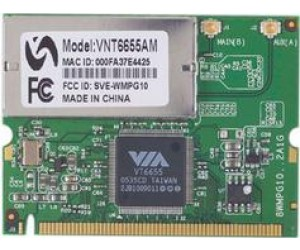 Mini-PCI Wireless LAN Card